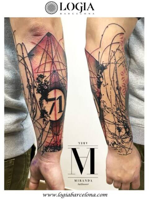 Un mundo tatuado en la piel