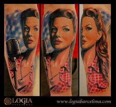 Tatuaje años 50