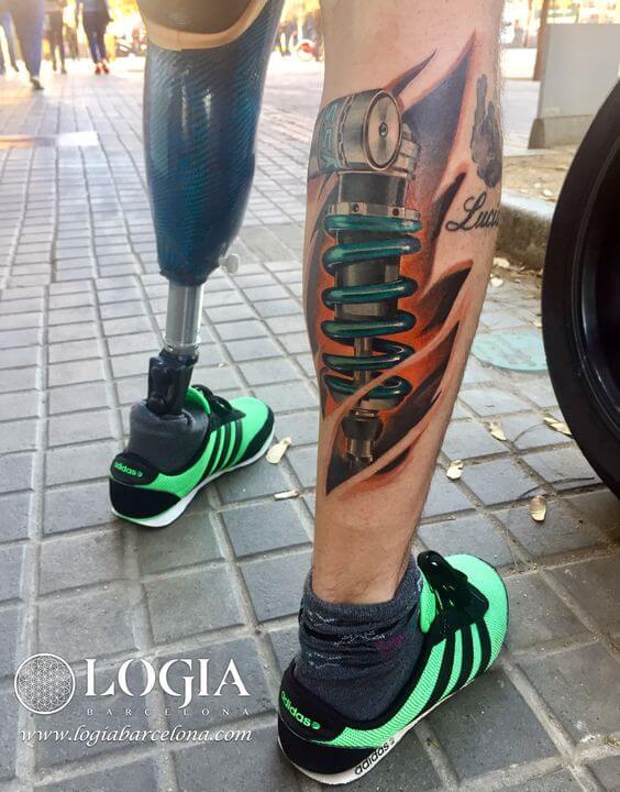 Tatuaje para valientes