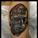 ¡'Zombie boy' en tu piel!