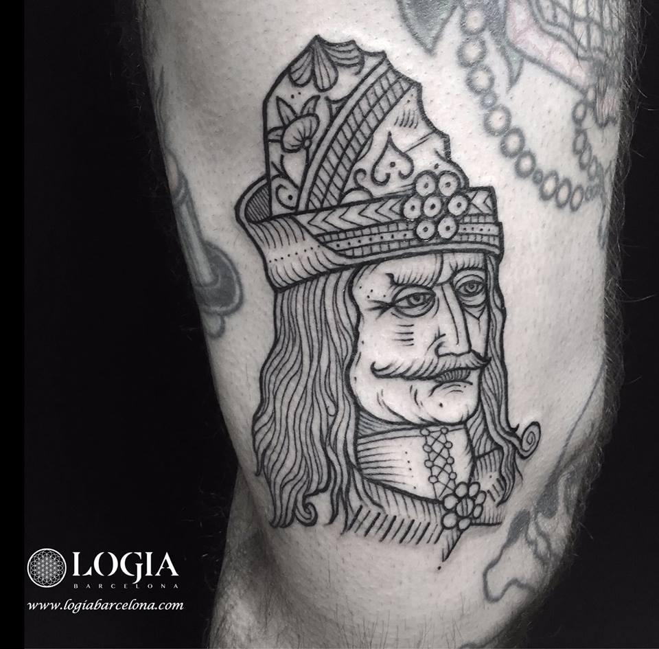 Tatuajes con historia: Vlad Tepes