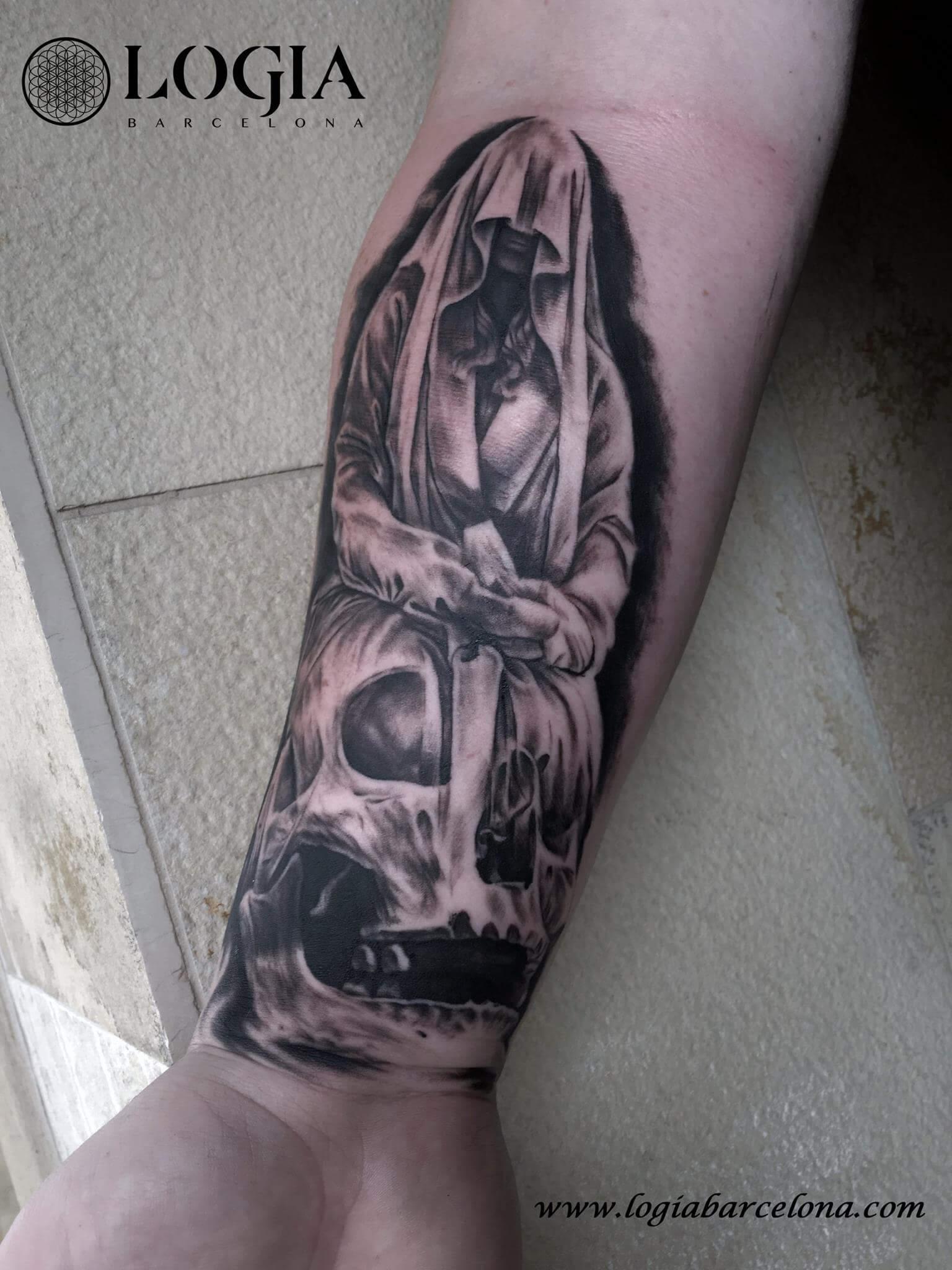 Tatuaje de la parca: el fin de un ciclo
