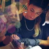 Beve tatuadora