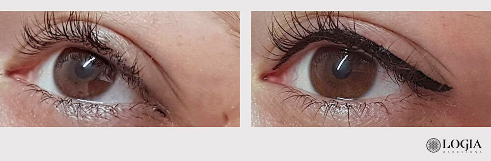 micropigmentacion eyeliner logia barcelona