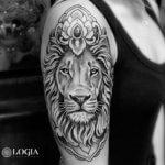 ¿Qué esconden los tatuajes de león?