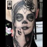 Tatuajes para celebrar el Día de los Muertos