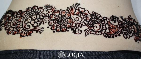 tatuaje de henna en hospitalet