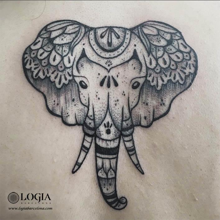 Elephant Mandala Tattoo Tattoos T Tatuajes Elefantes Y: Tatuajes De Elefantes Y Elefantes Con Mandalas