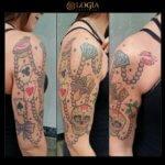¿En qué se diferencian los tatuajes Old school de los New school?