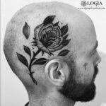 Tatuajes originales ¡En la cabeza!