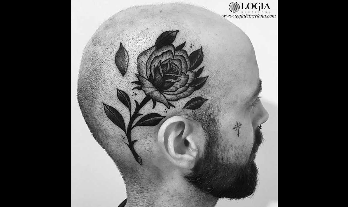 Tatuajes Originales En La Cabeza Tatuajes Logia Barcelona