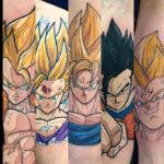 Tatuajes de manga y anime ¡Para los más otakus!