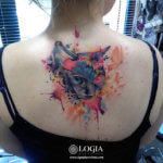 Colores vivos con mil matices ¡Tatuajes acuarela!