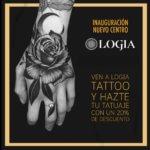 Ven a Logia y hazte tu tattoo con descuento