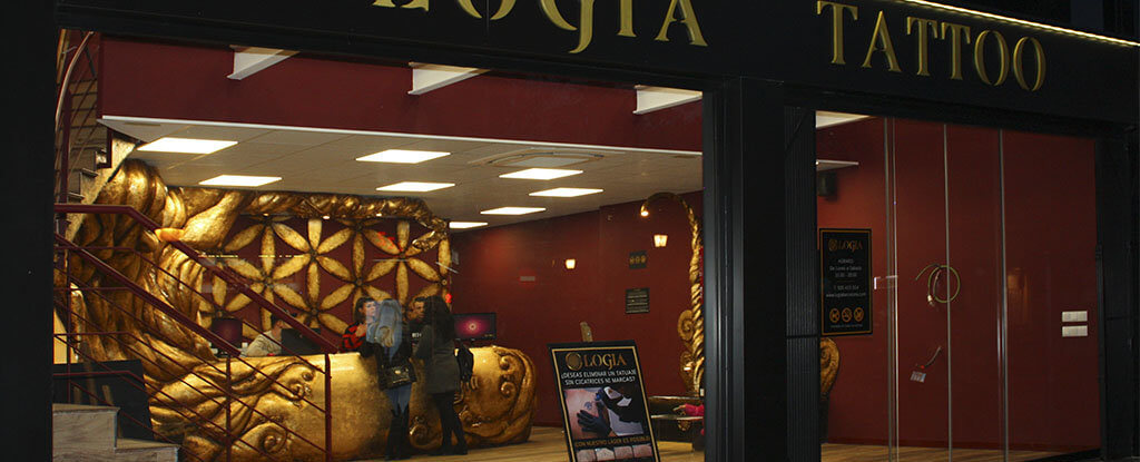 Salon de tatuaje Logia tattoo Hospitalet