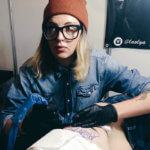 tatuadora logia tattoo Olya
