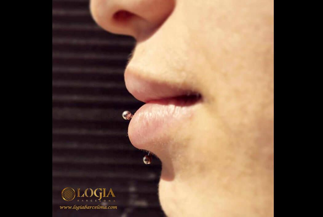 Piercings orales: Cómo cuidarlos
