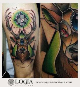 tatuadores invitados brazo sailormoon logia barcelona angel oviedo