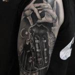 Tatuajes musicales originales