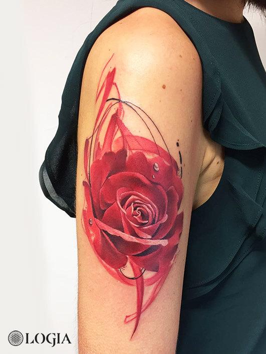 ᐅ Tatuajes De Rosascolores Significado Y Simbolismo