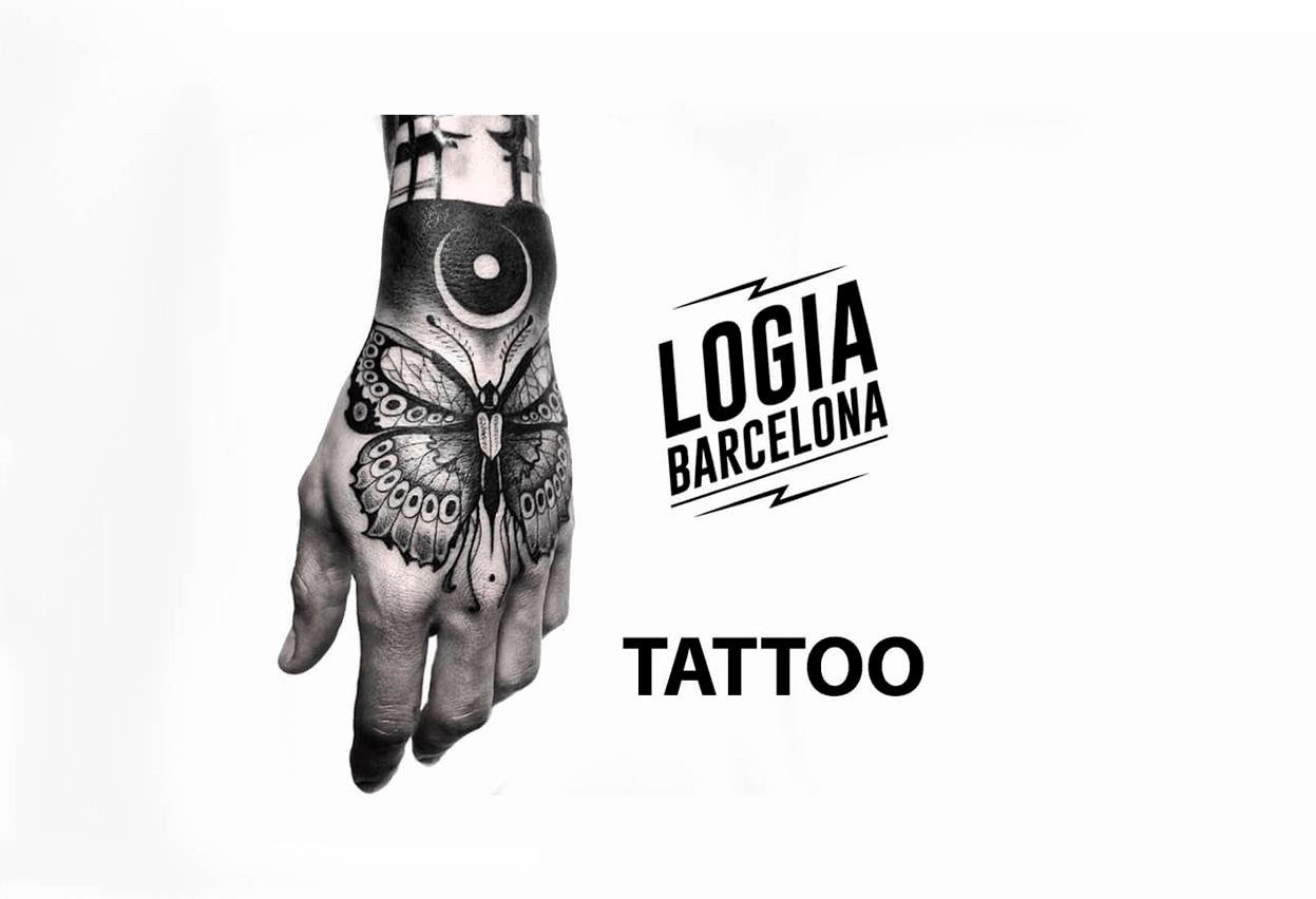 Logia Barcelona Tattoo