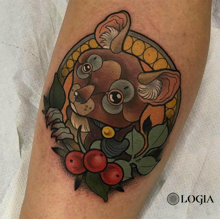tatuaje antebrazo gato logia barcelona egidio aldo