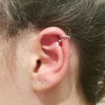 Piercing helix, decora tus orejas