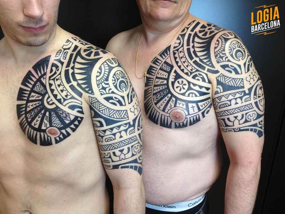 tatuajes iguales para amigos