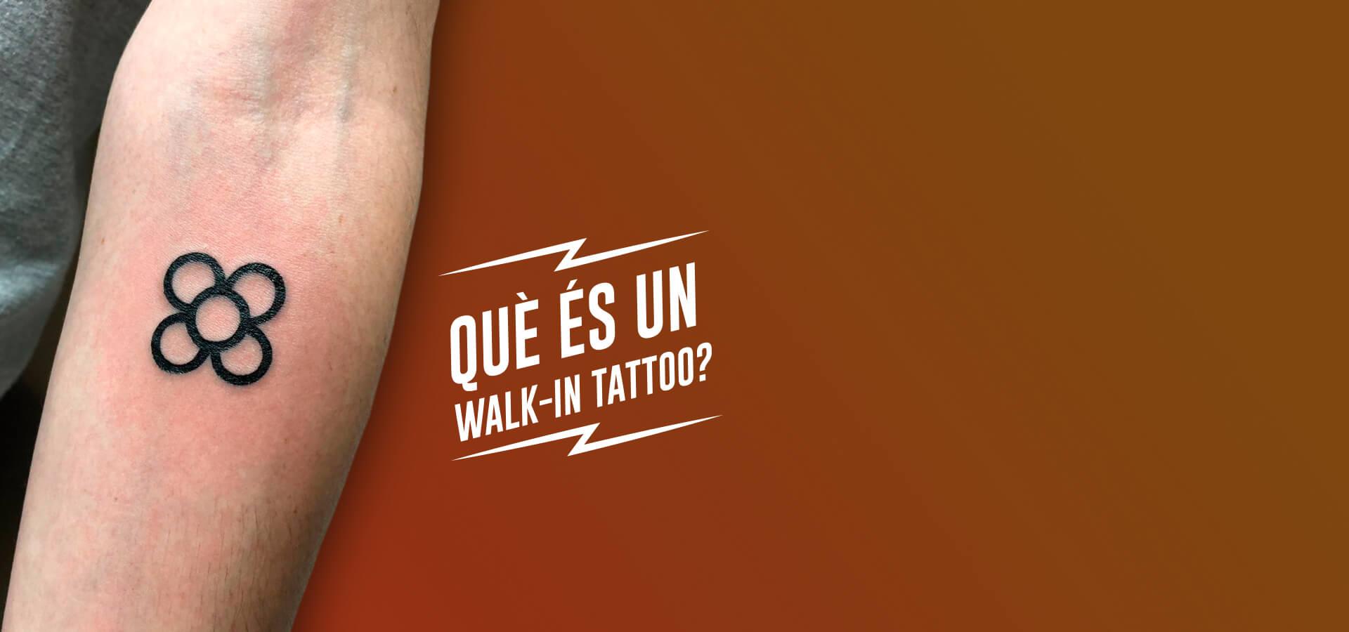 Walk in Tattoo