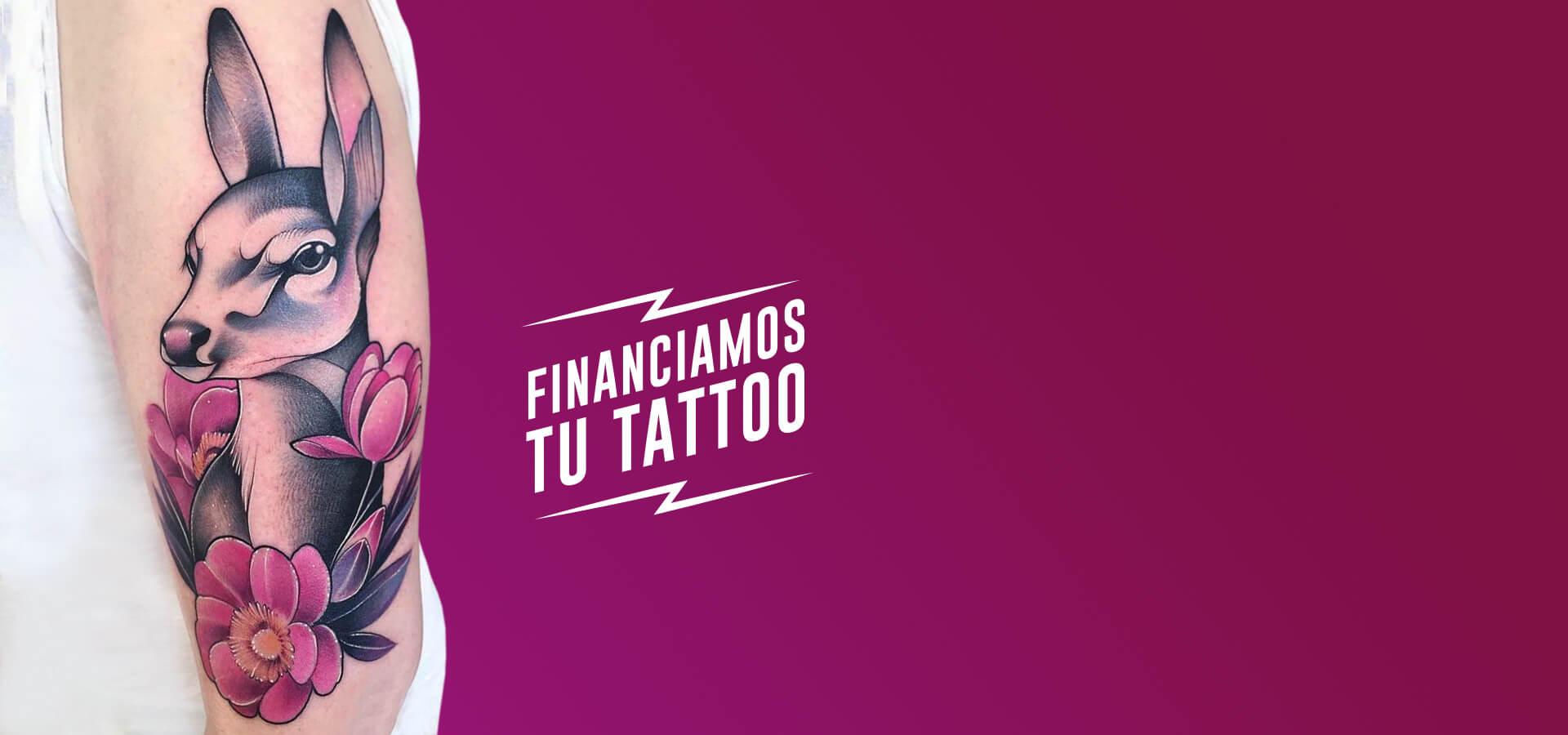 Financiación de tatuajes