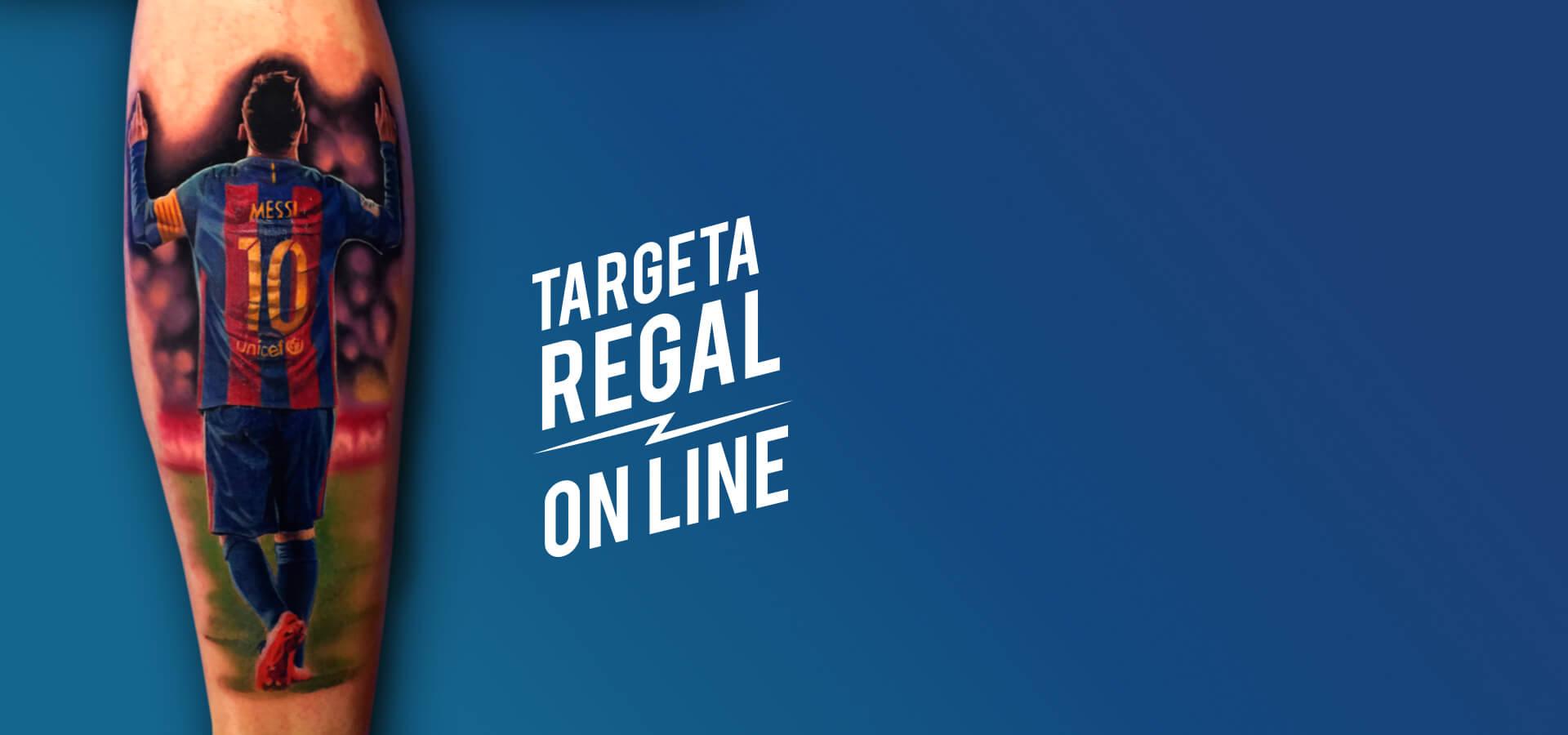 Targeta regal online tatuatges