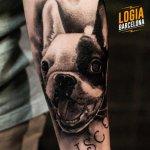 Tatuajes de bulldog