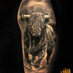 Tatuajes de toros