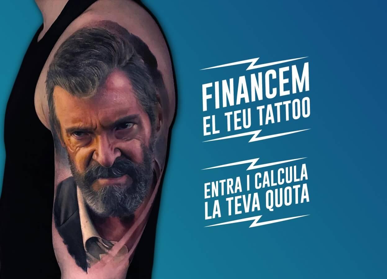 Financiació de tatuatges
