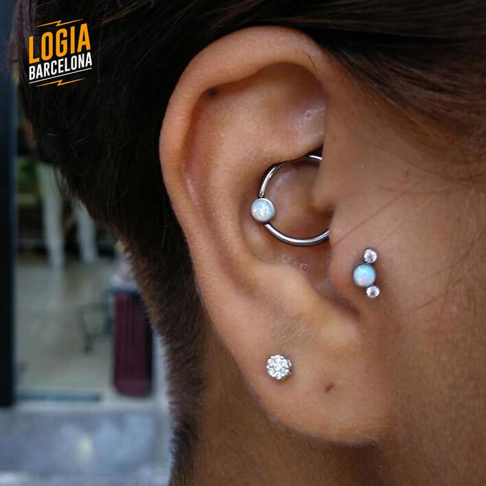 Piercing fani 05_Daith_Logia Barcelona
