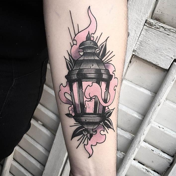 tatuatge fanal Victor Dalmau logia tattoo