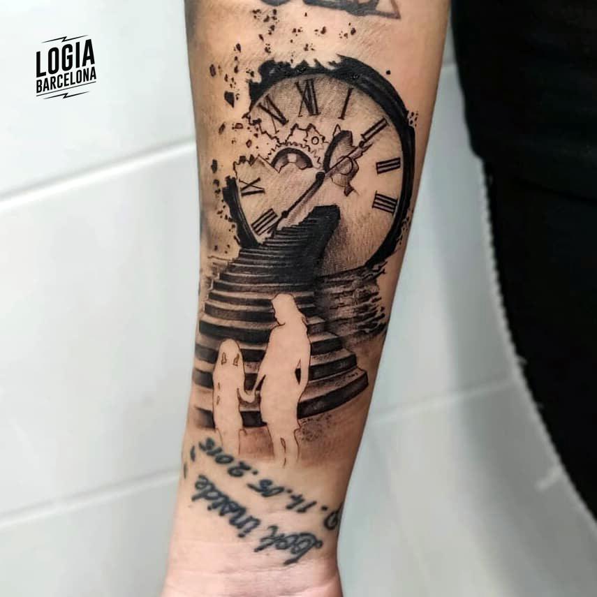 Tatuajes en familia