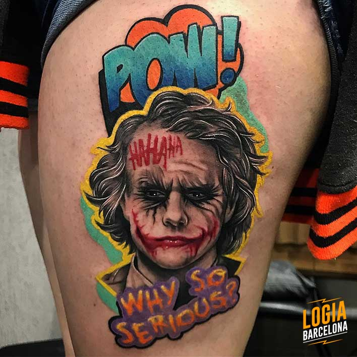 tattoo_pierna_joker_bruno_don_lopes_logia_barcelona