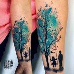 Tatuajes de la vida