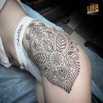Tatuajes en la cadera para mujeres