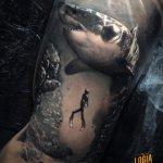 Ideas de tatuajes de tiburones