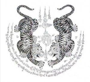 Tatuajes Tigres Tailandeses Sak Yant Tattoo Suea