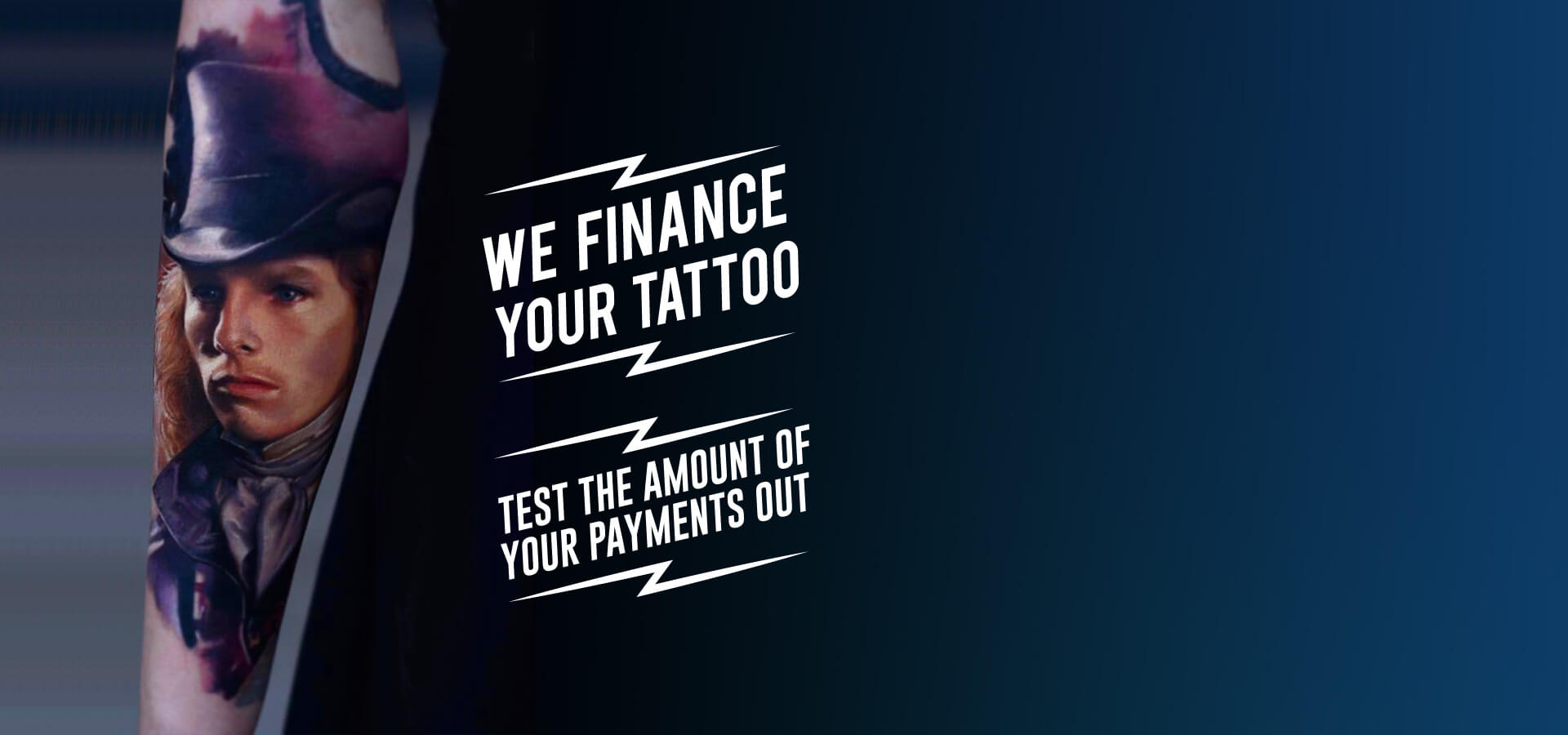 Finance tattoo Barcelona