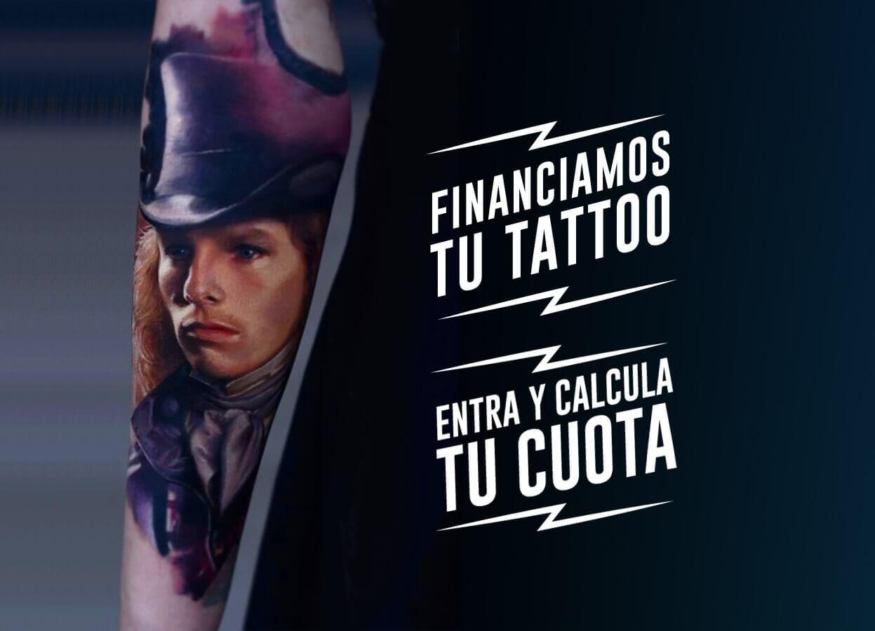 Financiacion tatuajes Logia Barcelona