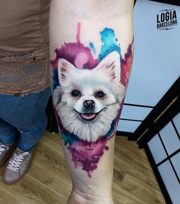 tatuajes de mascotas Logia Barcelona Vinni Mattos
