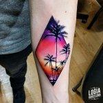 Tatuajes en el brazo para lucir en primavera