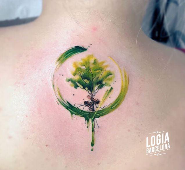 tatuajes zen Logia Barcelona