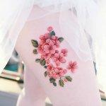 Tatuajes delicados para mujer