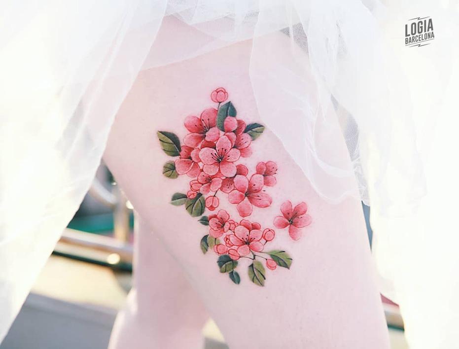 Tatuajes para mujeres Logia Barcelona