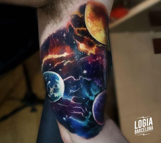 Tatuajes del universo